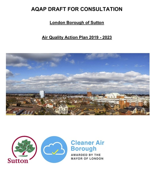 The photo for Draft Air Quality Action Plan Consultation.